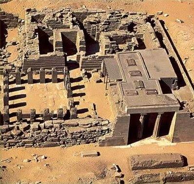 Las bondades del nilo la arquitectura en el antiguo egipto for Arquitectura de egipto