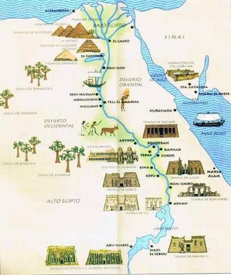 Cuales Son Las Caracteristicas Del Imperio Antiguo De Egipto