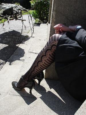 Jambes de femme. dans Jambes de femmes. repetto002
