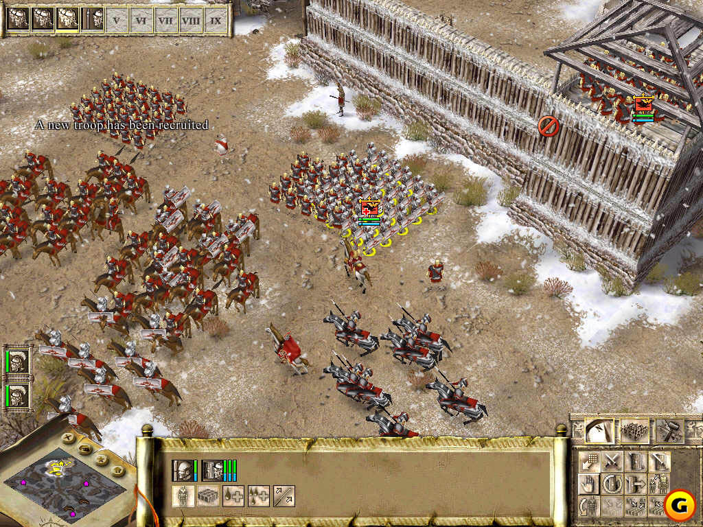 pra screen001 Praetorians Full PC Free Download