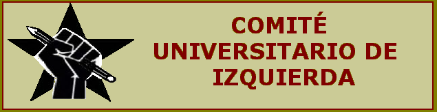 COMITE UNIVERSITARIO DE IZQUIERDA