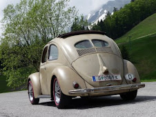 Bernd&#39;s 50er bug