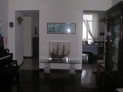Diana buonomo la rossa for Progetti appartamenti moderni