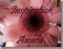 Min fyrste award!