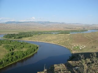 Sungai yenisei angara selenga antara rusia dan mongolia 5539 km
