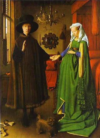 The Arnolfini Wedding - Jan Van Eyck