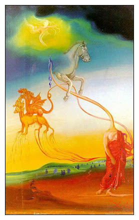 The Second Coming - Salvador Dali