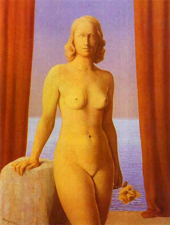 The Flowers of Evil - Rene Magritte
