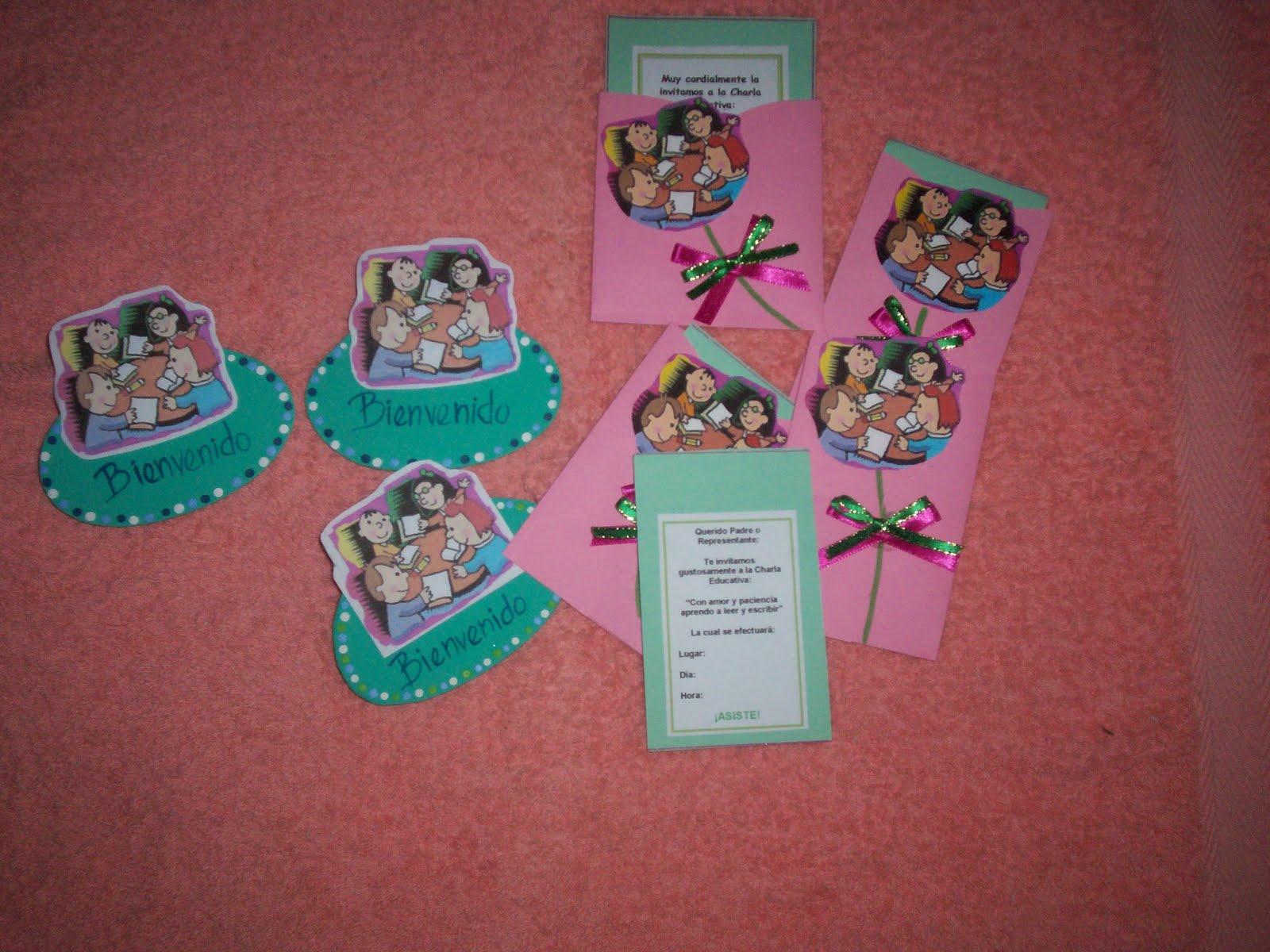 Norelkys algunas ideas tarjetas - Manualidades en familia ...