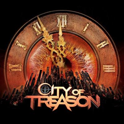 City Of Treason - City Of Treason [EP] (2010)