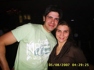 Yo y Franca
