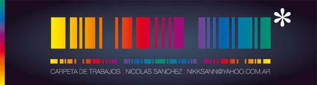 CV - Nicolás Sánchez