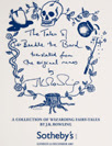 Cover of Sotheby's catalogue for J.K. Rowling's
