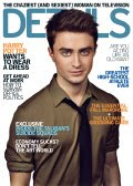 Daniel Radcliffe on Details magazine cover