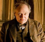 Jim Broadbent as Prof. Horace Slughorn