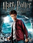 Harry Potter and the Half-Blood Prince Video Game Cover Art