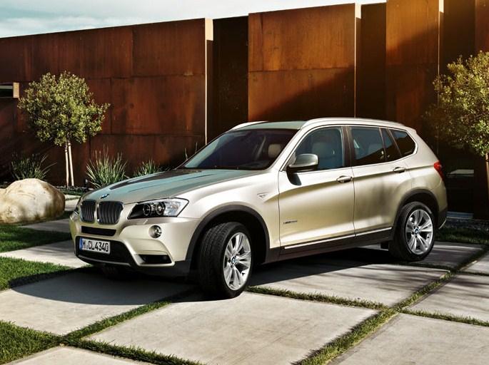 Bmw X5 3.5i. [Image: BMW+X3+(F25)+Front+