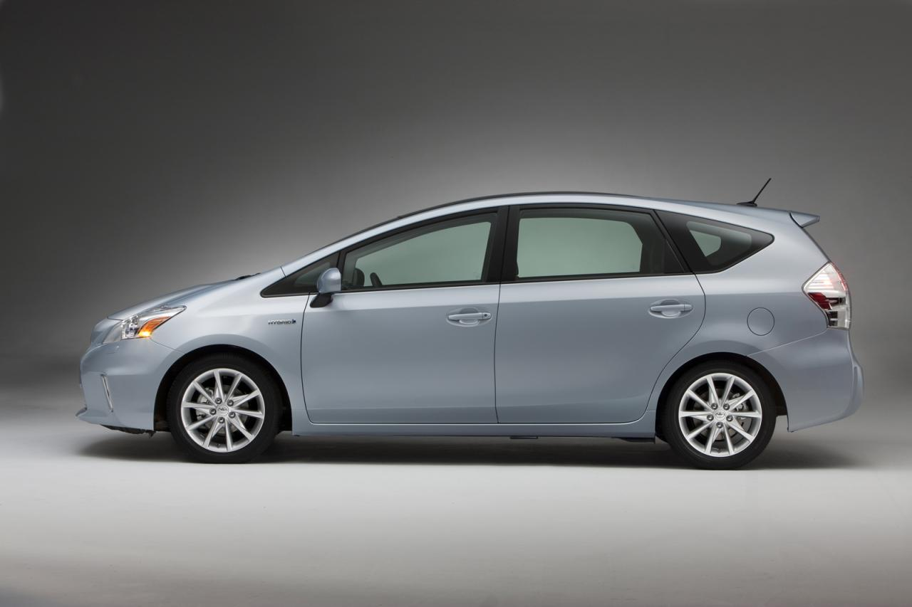 North American Sales Of The Prius V Are Due To Begin In Late Summer 2011. A  European Launch Date Has Yet To Be Confirmed.