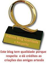 premio blog qualidade e respeito