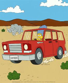 Nueva en el Foro / Hola - Página 3 Especial+D%25EDa+de+la+Madre+-+Marge+Simpson+in+Screaming+Ye+llow+Honkers+b