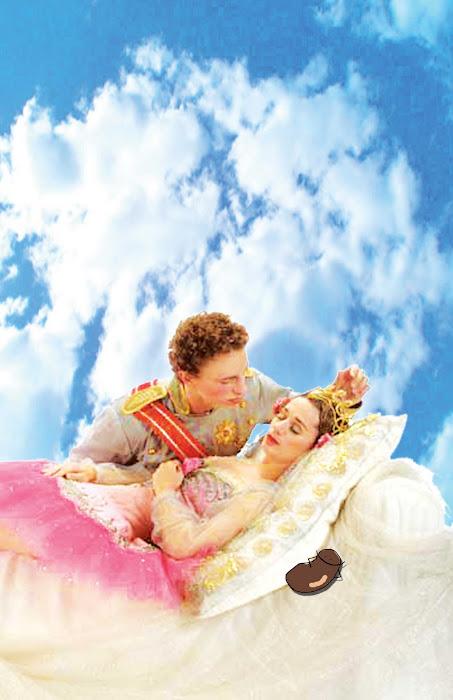 La princesa & el frijol
