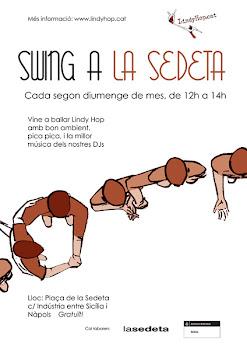 Swing a la Sedeta, BCN (Gratuït!)