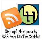 Stay connected by RSS