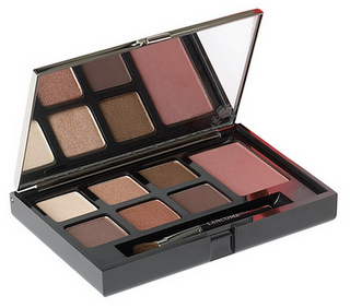 Palette on Best Things In Beauty  Lancome Holiday Eye Shadow   Blush Palette