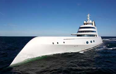 Superyacht abramovich  SUPERYACHTS: December 2010