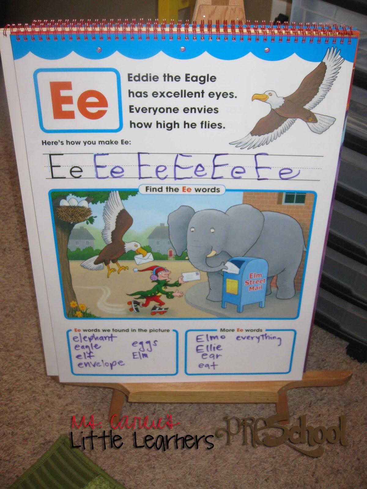 Ms. Carlie\'s Little Learners Preschool: {october: week two}