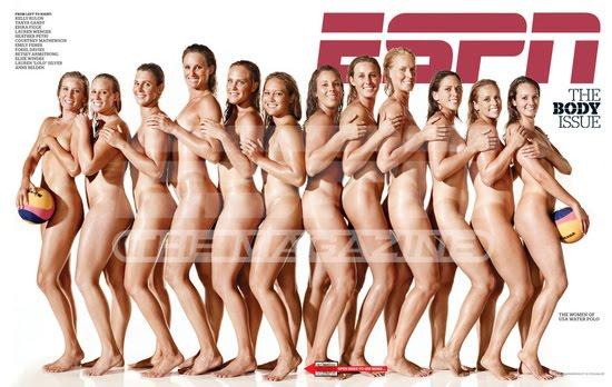Equipo Femenino De Waterpolo De EEUU
