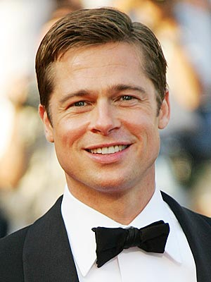 young brad pitt pics. girlfriend photo: (Young Brad