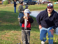 Caleb's prize winning fish