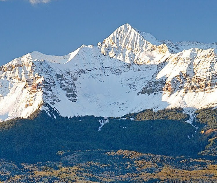 Colorado Mountain Club: Access Update: Wilson Peak