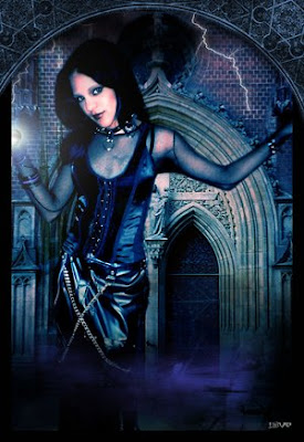 Gothic Girls In Dark Art 1 Gothic Girls In Dark Art