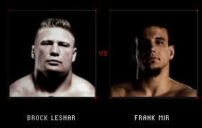 UFC 100 Mir vs Lesnar Live Streaming