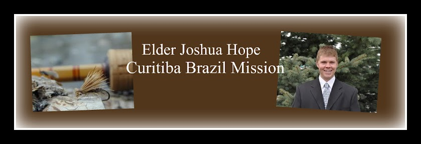 Elder Joshua Hope's Mission