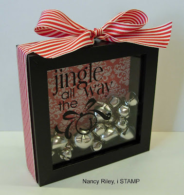 I stamp by nancy riley homemade christmas gifts for Do it yourself projects to sell