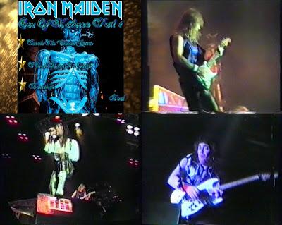 Iron Maiden - Gteborg 1986 (Bootleg)(DVD)