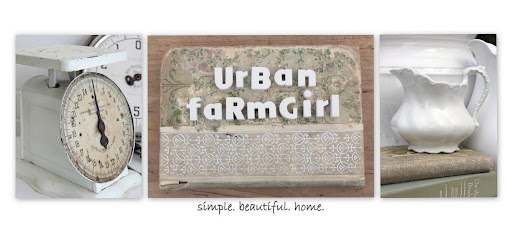urban farmgirl