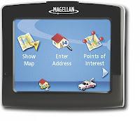 Magellan Maestro 3200 GPS