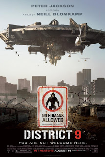 District 9 - review by Zack