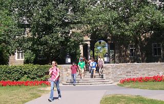 Cornell University - Balch Arch