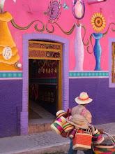 Ajijik Street Scene
