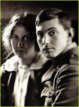 George Mallory and wife Ruth