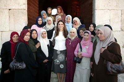 Queen+Rania+Wedding