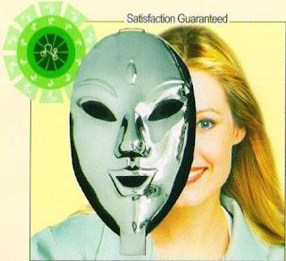 Las máscaras para la piel alrededor de los ojos con la glicerina