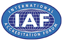 International Accreditation Forum, IAF