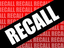 Product Recall - NOW !
