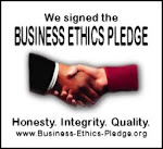 tqmc has signed the business ethics pledge